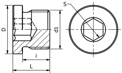 ZKB M10x1(7200110)