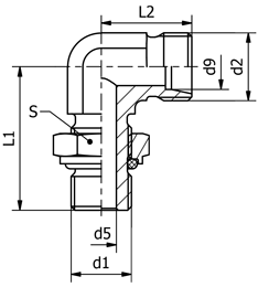 "ÚPS G1/2""/M18 plocha(6721218012)"