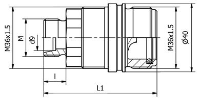Zásuv.ZS-20 M18,24(56601824)